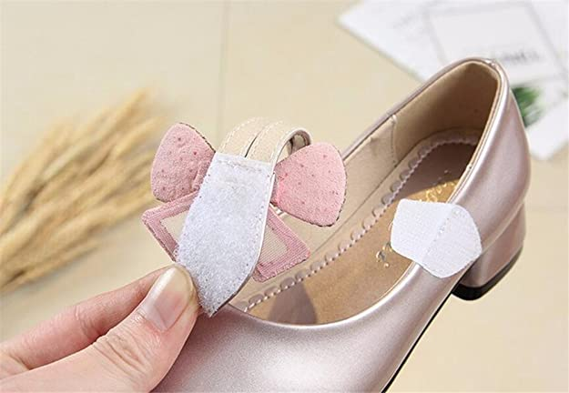 Amazon.com   xiaoyang Girl Uniform Leather Mary Jane Flat Shoes(Toddler/Little Kid/Big Kid)   Shoes