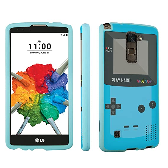 premium selection e26bc 438f1 Amazon.com: LG Stylo 2 Plus Case / LG Stylus 2 Plus Case, DuroCase ...