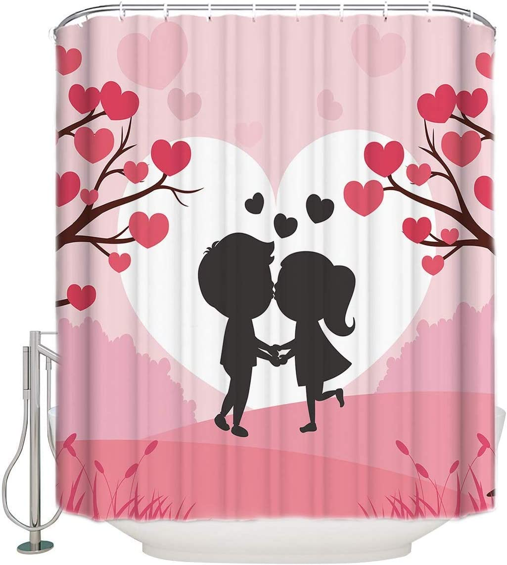 Amazon Com Szzwy Valentine S Day Sweet Cartoon Lover Kiss Romantic Love Tree Fashion Simple Pattern Decoration Room Decoration Home As Background Without Odor Easy To Clean Suitable For Bathroom Hotel Kitchen Home,American Airlines Wifi App Download