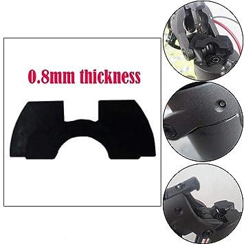 Lomire® 1 Pcs Amortiguador de Vibración de Goma 3D, Piezas de Modificación para Xiaomi Mijia M365 M187 Eléctrico Scooter Piezas de Repuesto de ...