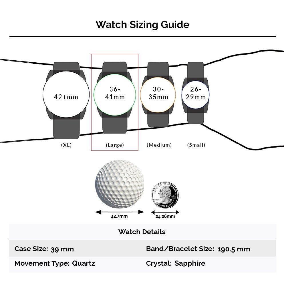 Raymond Weil Tango Quartz Male Watch 5599-STP-00308 (Certified Pre-Owned) by RAYMOND WEIL (Image #4)