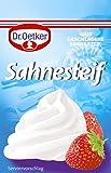 Dr. Oetker Sahnesteif (Whip Cream Stabilizer) For Whipping Cream (12 (4 x 3 bags))