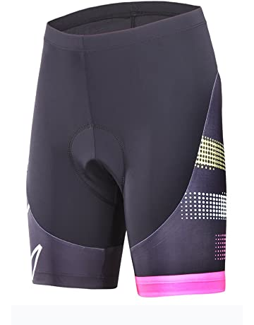 beroy Womens Bike Shorts with 3D Gel Padded 5adf4cb1d
