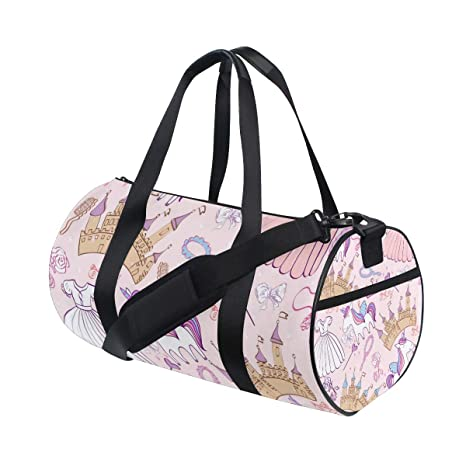 e96d3398f9 Amazon.com   EVERUI Travel Tote Duffel Bag Carry on Bag Weekender ...