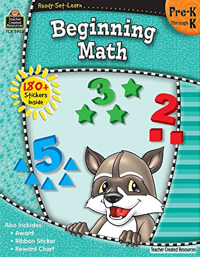 Ready-Set-Learn: Beginning Math Prek-K