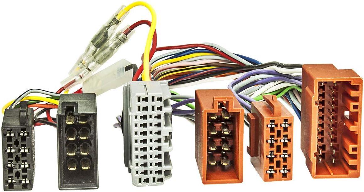 Tomzz Audio 7307 001 T Kabel Iso Passend Für Chrysler Elektronik