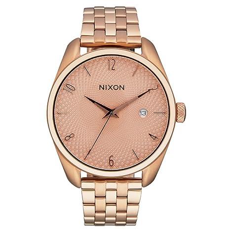 Nixon – Reloj de pulsera analógico para mujer cuarzo acero inoxidable a418897