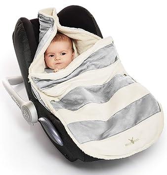 2ddba6887 Amazon.com   Wallaboo Baby Universal Bunting Bag