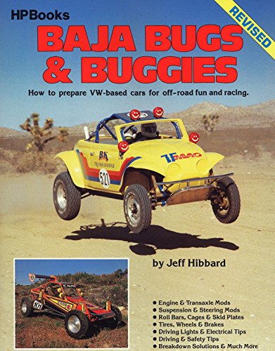 Baja Bugs and Buggies: How to prepare VW-based cars for off-road fun and racing