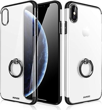 Xundd Schutzhülle Mit Metallständer Für Apple Iphone Elektronik