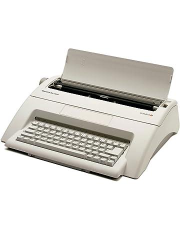 Olympia 252651001 Carrera de luxe - Máquina de escribir, tamaño de letra 10-15