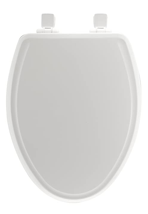 wooden white toilet seat. Mayfair Molded Wood Toilet Seat Featuring Whisper Close  Easy Clean Change Hinges And