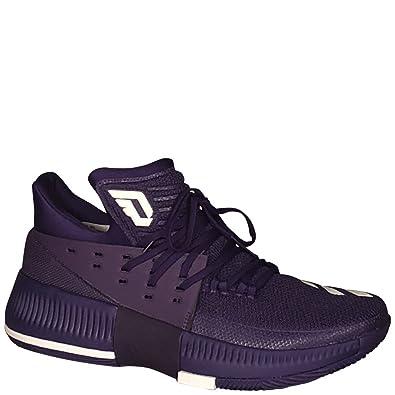 wholesale dealer 8eea7 2caa8 adidas Crazy Explosive Low NBANCAA Shoe Mens Basketball Purple Size ...