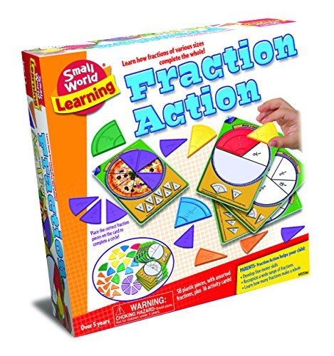 Small World Toys Learning - Fraction Action