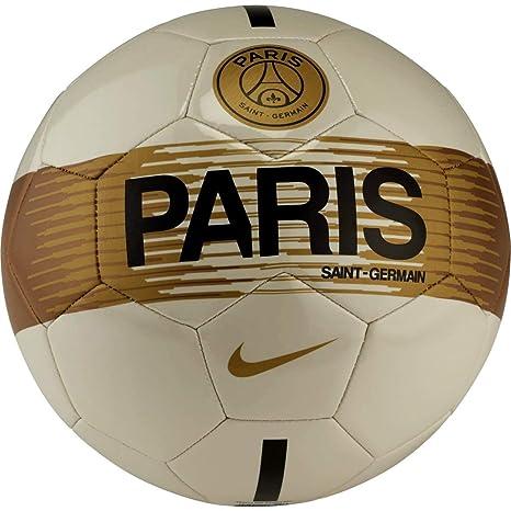Nike sc3362 - 072 de balón de fútbol Unisex, Light Bone/Negro ...