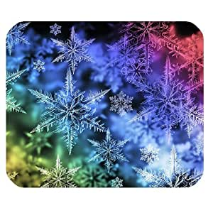 Nymeria 19 Customized Frozen Snowflake Diy Design For Standard Rectangle Gaming Mousepad GT-135 by runtopwell