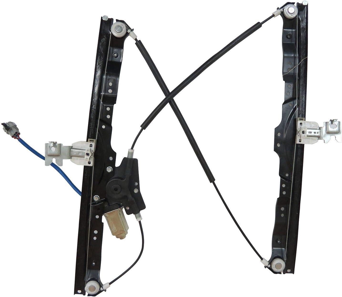 TYC 660538 Replacement Window Regulator Front Left