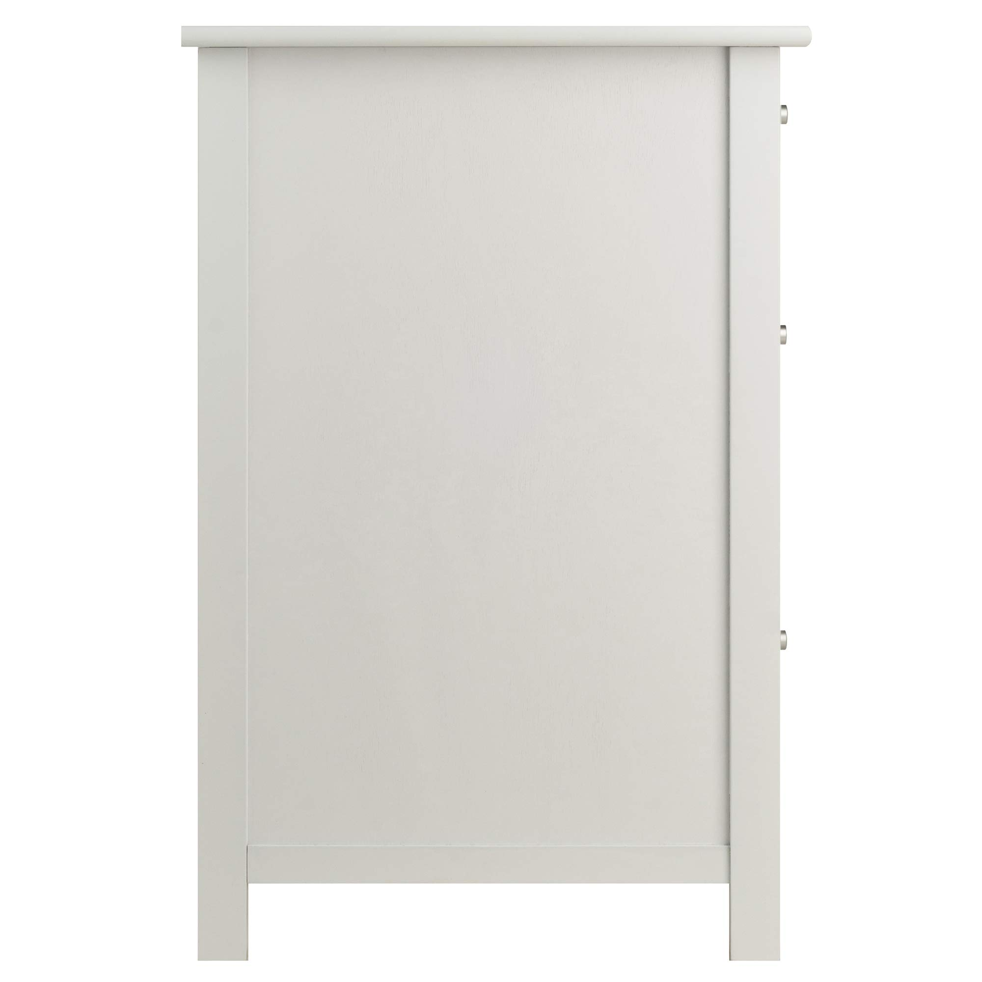 Winsome Wood 10321 Delta File Cabinet White Home Office, by Winsome Wood (Image #5)