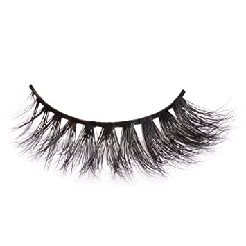 b3a38078966 Amazon.com : Arimika Handmade Thick Wispy 3D Mink False Eyelashes For  Makeup 1 Pair Pack Style D11 : Beauty