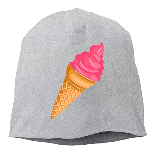Headscarf Ice Cream Watercolor Drawing Hip-Hop Knitted Hat for Mens Womens  Fashion Beanie Cap at Amazon Men s Clothing store  2f58093dc