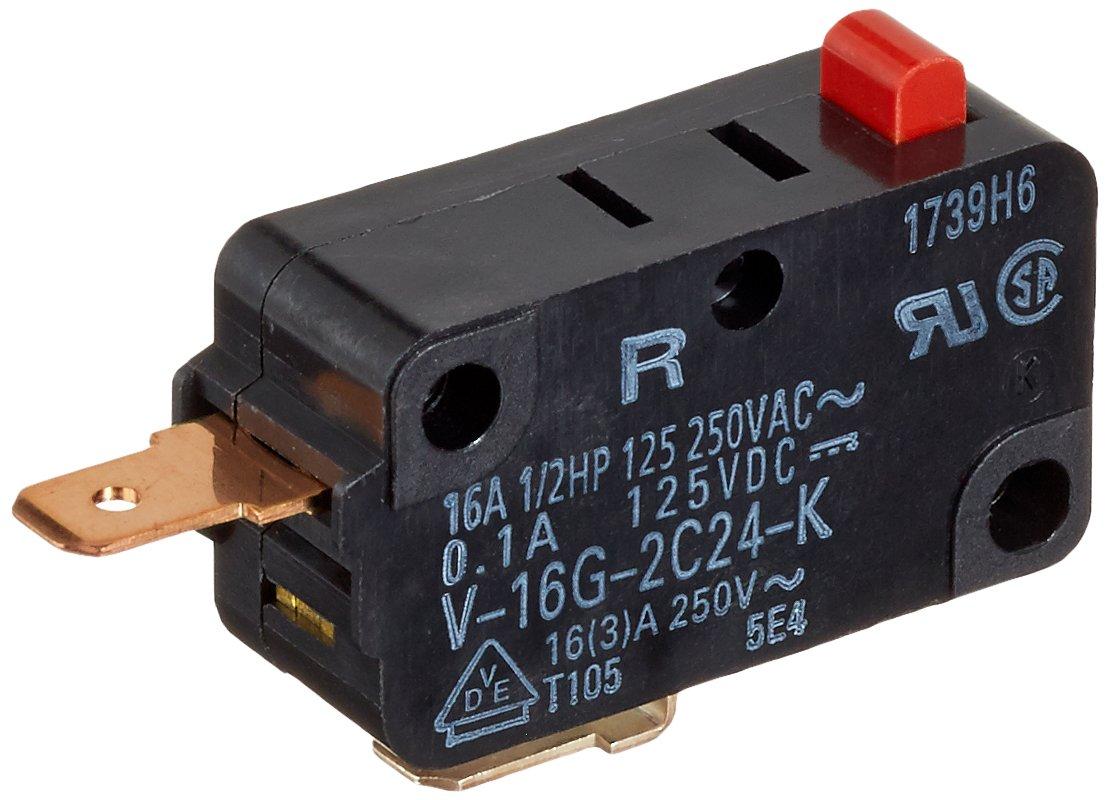 Frigidaire 5304408937 Microwave Door Switch