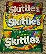 Taste the Rainbow Skittle Bundle: (1) 14 oz bag of Original flavor, (1) 14 oz bag of Orchard flavor, (1) 14 oz bag of Brightside flavor
