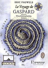 Le voyage de Gaspard par Eric Pauwels