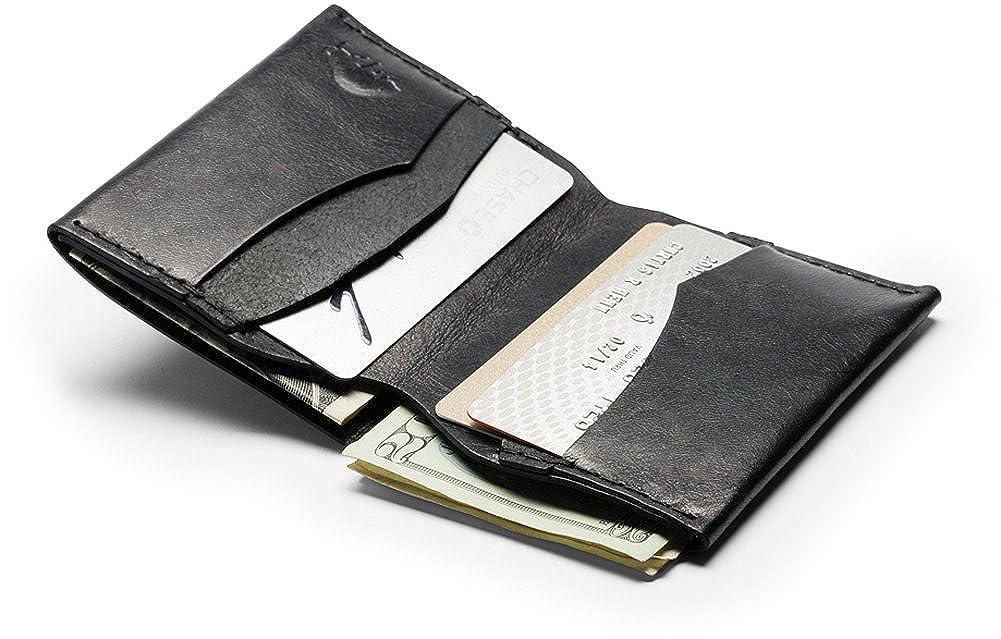 Jet Black 4 Wallet Ezra Arthur No
