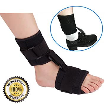 eb527701af Amazon.com: Soft AFO Foot-up - Drop Foot Brace: Home & Kitchen