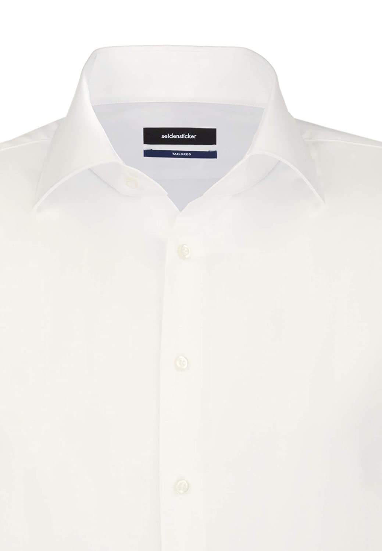 Seidensticker Herren Kent Tailored Fit Businesshemd