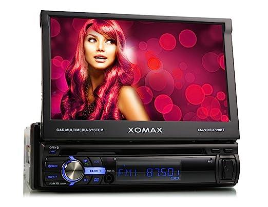 40 opinioni per XOMAX XM-VRSU720BT car media receiver- car media receivers
