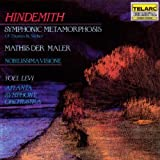 Classical Music : Hindemith: Symphonic Metamorphosis, Mathis der Maler, Nobilissima Visione