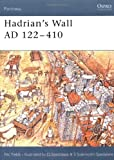 Hadrian's Wall AD 122-410 by Nic Fields front cover