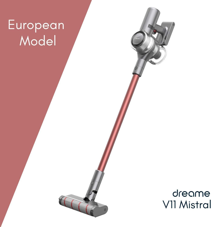 Dreame V11 Mistral Aspirador sin Cables Rojo