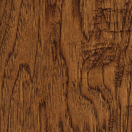 Legend Hardwood Flooring (Hand Scraped Distressed Palmero Hickory 3/8 in. Thick x 5 in. Wide x 47-1/4 in. Length Click Lock Hardwood Flooring)