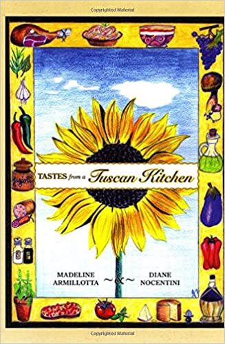 Tastes from a Tuscan Kitchen (Hippocrene Cookbook Library)