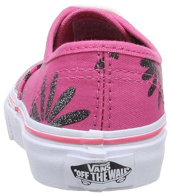 812e02c20f Vans Authentic Slim Little Kids Style  VN-0WWX-7Q3 Size  11.5 Y US   Amazon.in  Shoes   Handbags