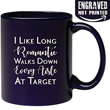 Amazon Engraved Funny Mug