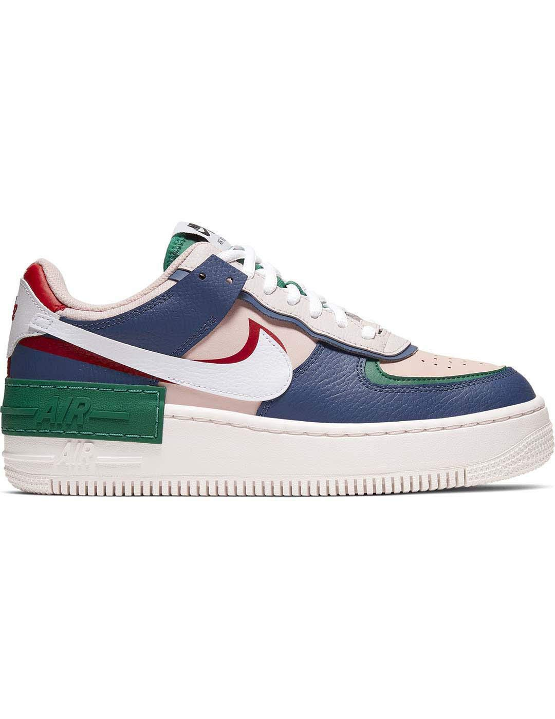 Nike Women S Air Force 1 Shadow Trainers Buy Online In Qatar At Desertcart Check out our custom nike air force 1 selection for the very best in unique or custom, handmade pieces from our shoes shops. air force 1 shadow trainers