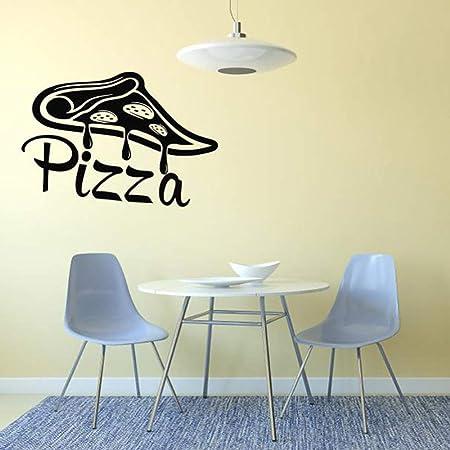 Pizza Italia Venecia Vinilo Tatuajes de Pared Pegatinas en la ...