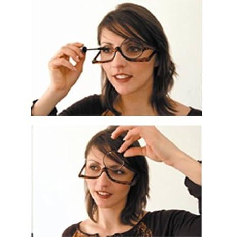 Lunettes maquillage loupe  Amazon.fr  Beauté et Parfum e5c1a209b133