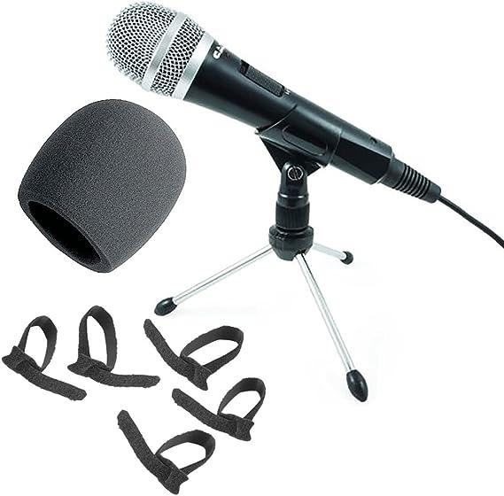 CAD U1 USB dinámico micrófono de grabación con on stage espuma ...