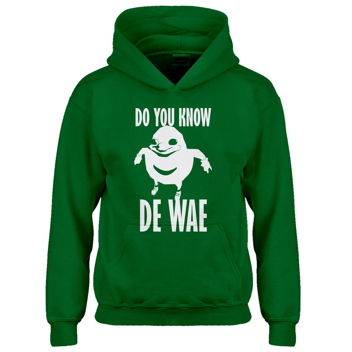 Indica Plateau Do You Know De Wae Kids Hoodie 3552-Z