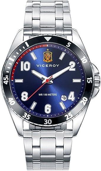 Reloj Viceroy Selección Española Oficial 42343-35 +Gorra de regalo