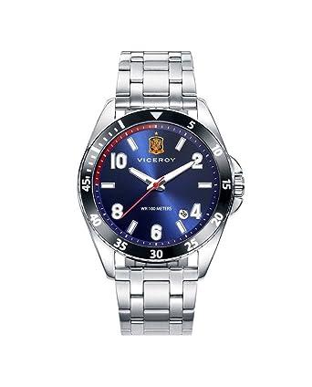 Reloj Viceroy Selección Española Oficial 42343-35 +Gorra de regalo: Amazon.es: Relojes