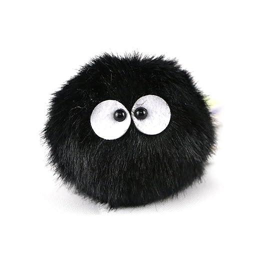 Amazon.com: Mi vecino Totoro Strech vibrar polvo conejo ...
