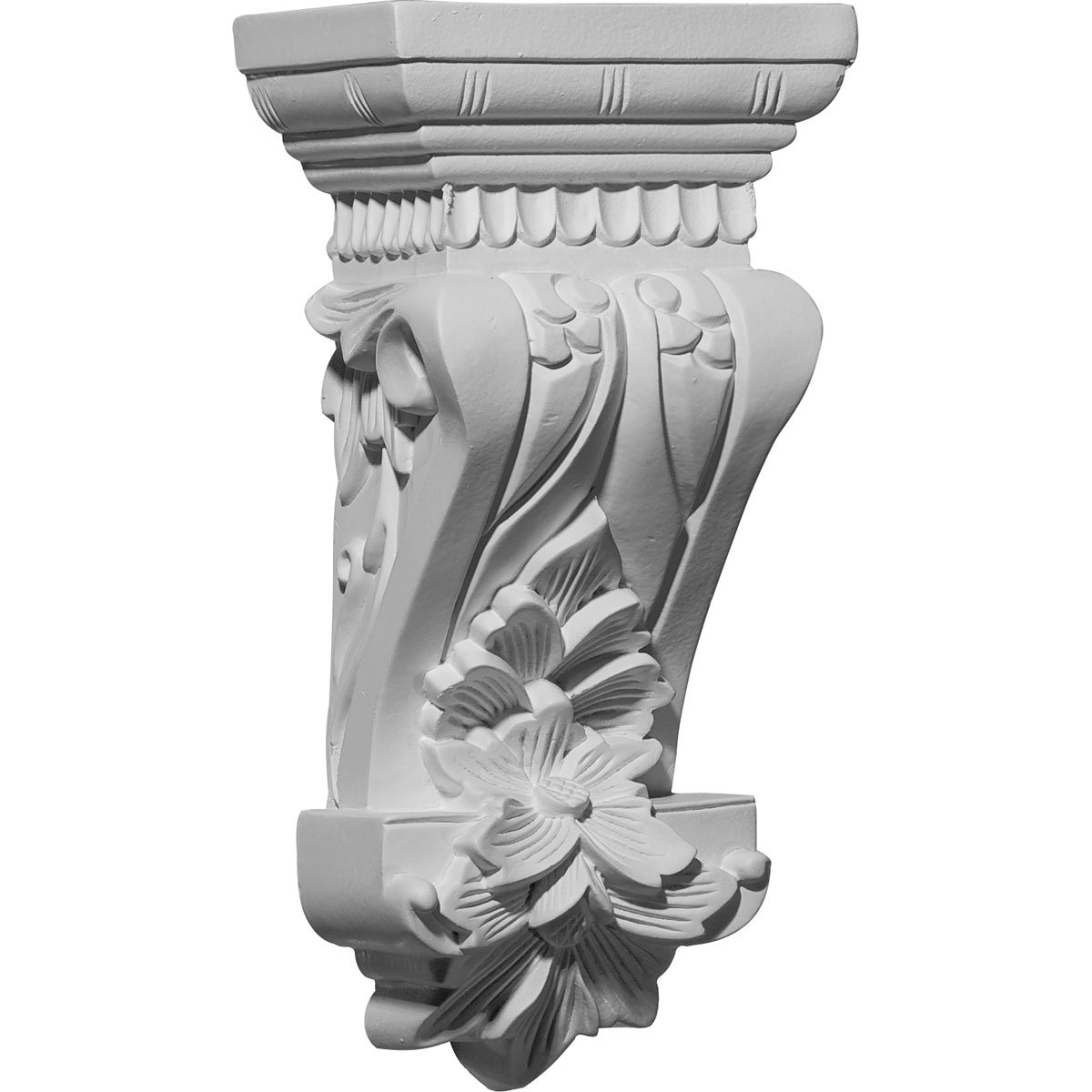 Ekena Millwork COR04X05X09KI-CASE-6 Corbel Factory Primed and Ready for Paint