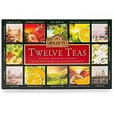 Ahmad Tea Twelve Teas, 60 Count