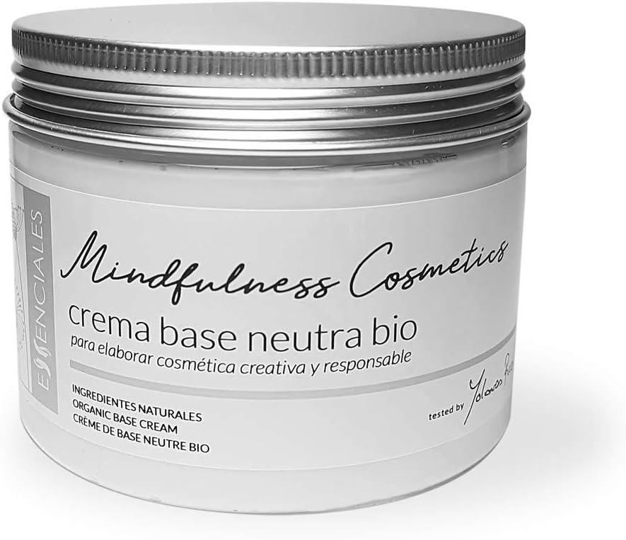 Crema Base Neutra Bio de Mindfulness Cosmetics 300 ml