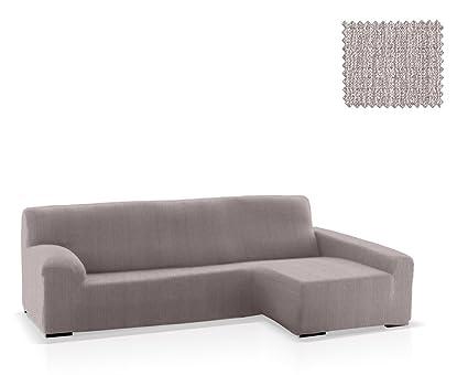 JM Textil Funda de sofá Chaise Longue Bastet, Brazo Derecho ...